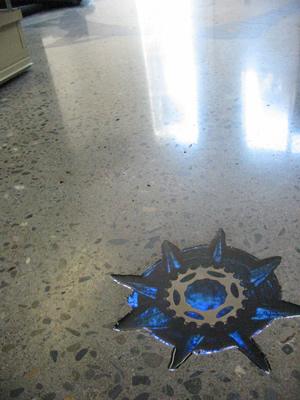 epoxy inlay